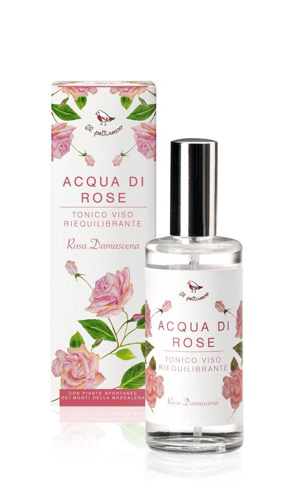 ACQUA DI ROSE – TONICO VISO riequilibrante ml100